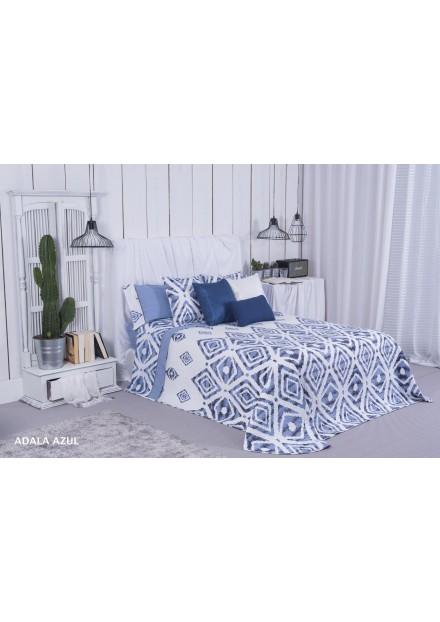 Colcha Adala Azul