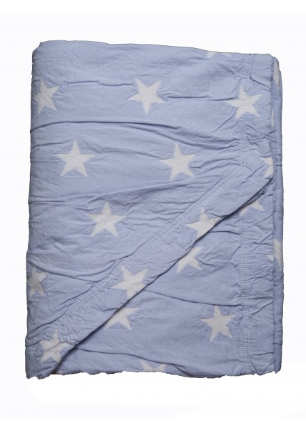 Colcha Estrella Azul