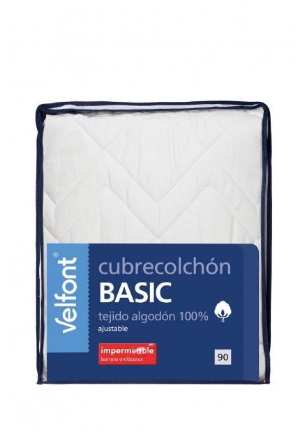 Cubrecolchón Basic Impermeable