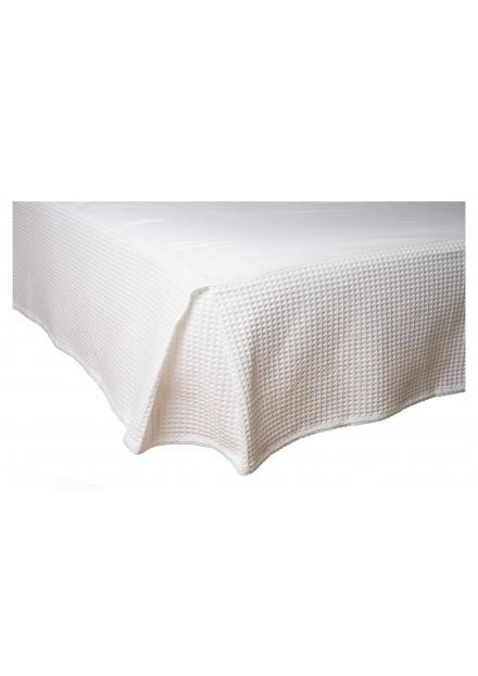Cubre canapé Favo Blanco