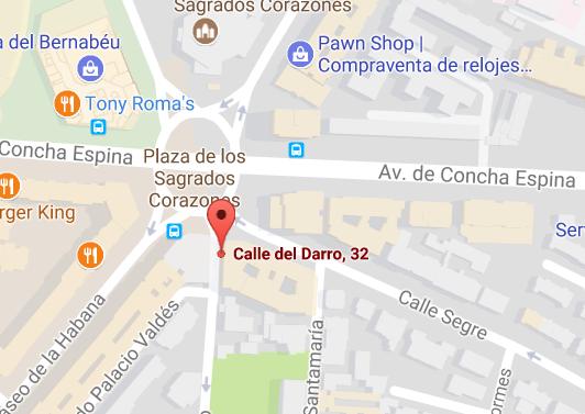 Tienda Madrid Samdra Marques muebles y decoración